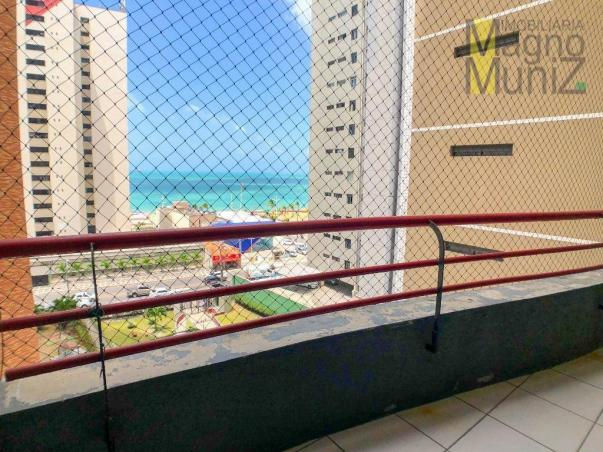 Apartamento com 2 dormitórios à venda por r$ 360.000 - praia de iracema - fortaleza/ce - Foto 14