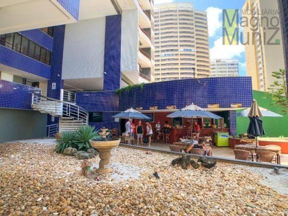 Apartamento com 2 dormitórios à venda por r$ 360.000 - praia de iracema - fortaleza/ce - Foto 4