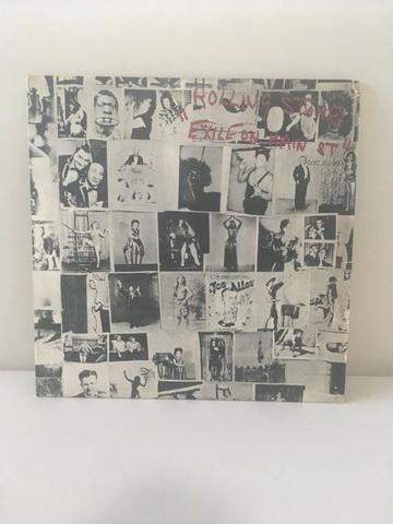Vinil duplo dos Rolling Stones