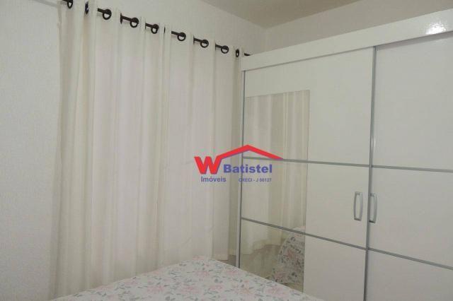 Casa com 3 dormitórios à venda, 50 m² por r$ 198.000 - rua jaguariaíva nº 288 - vila são j - Foto 10