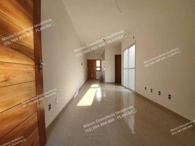 Casa 2 Dormitórios Parque Da Matriz Pátio Nos Fundos Excelente Acabamento!! - Foto 10