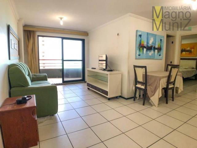 Apartamento com 2 dormitórios à venda por r$ 360.000 - praia de iracema - fortaleza/ce - Foto 10
