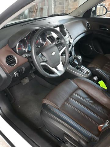 Chevrolet Cruze LTZ 2015 Automático - Foto 4