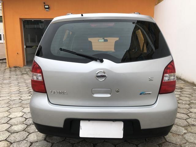 Nissan livina 1.6 s. Gnv injetado 2011 - Foto 5