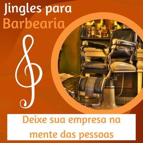 Todos cantando o seu Jingle !