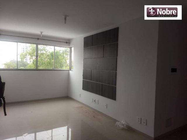 Apartamento com 2 dormitórios para alugar, 70 m² por r$ 995,00/mês - plano diretor sul - p - Foto 6