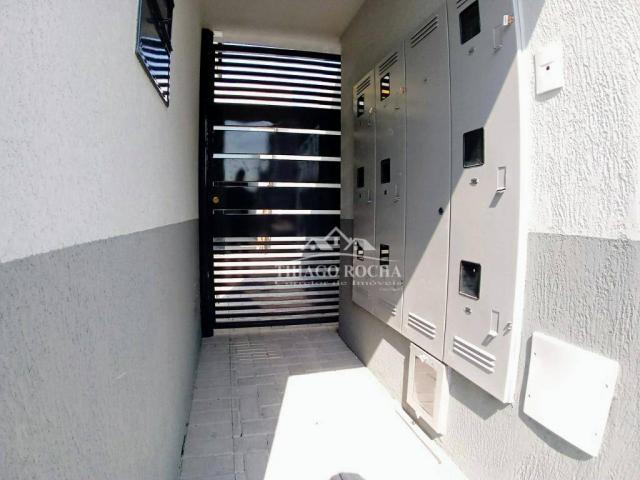 Apartamento 3 quartos, sendo 1 suíte, sacada com churras- boneca do iguaçu - Foto 9