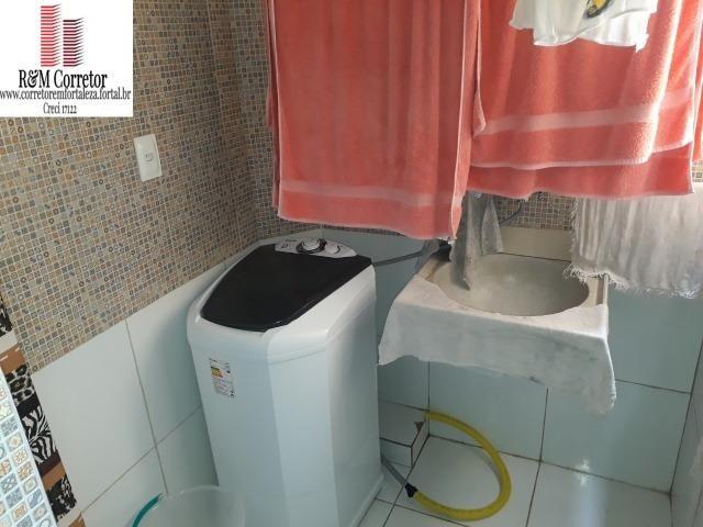 Apartamento por Temporada na Praia do Futuro em Fortaleza-CE (Whatsapp) - Foto 8