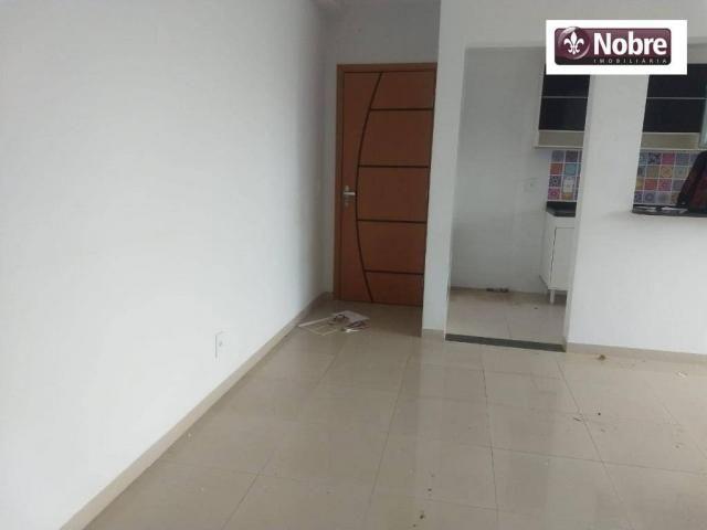Apartamento com 2 dormitórios para alugar, 70 m² por r$ 995,00/mês - plano diretor sul - p - Foto 3