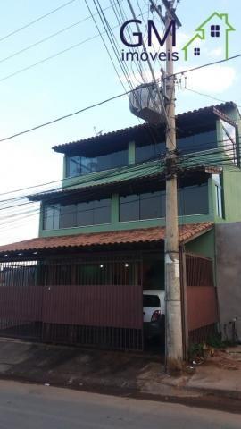 Casa a venda / quadra 10 / paranoá / 3 quartos / churrasqueira
