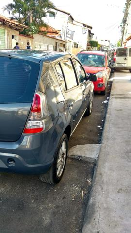 Vendo Renault Sandero 2014 completo - Foto 7