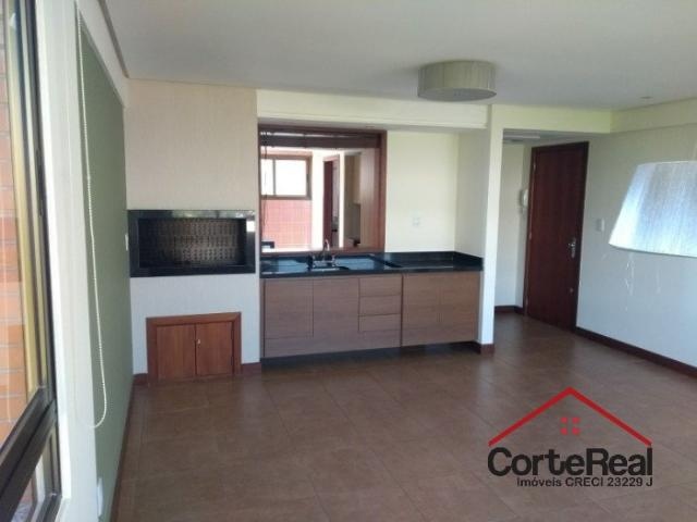 Apartamento à venda com 3 dormitórios em Tristeza, Porto alegre cod:7237 - Foto 7