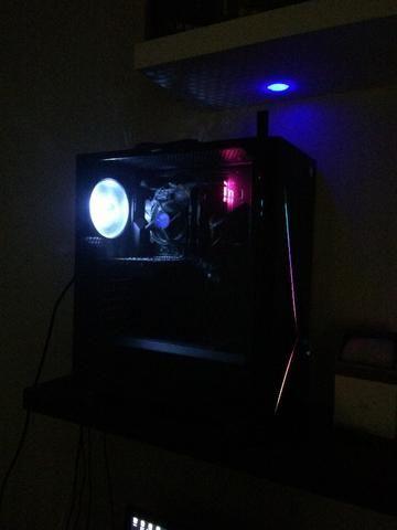 Computador Gamer i7 + monitor 75hz - Foto 6