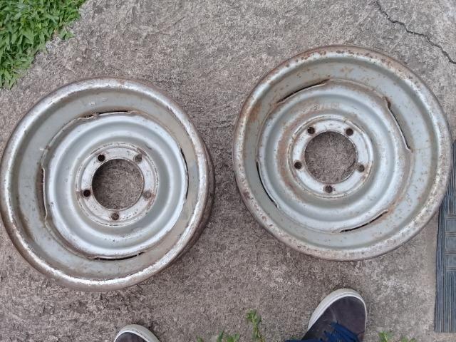 Rodas de opala e rural/aero wills - Foto 10