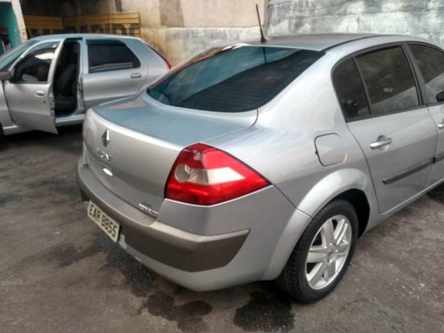 Megane sedan automático completo ano 2007 - Foto 8