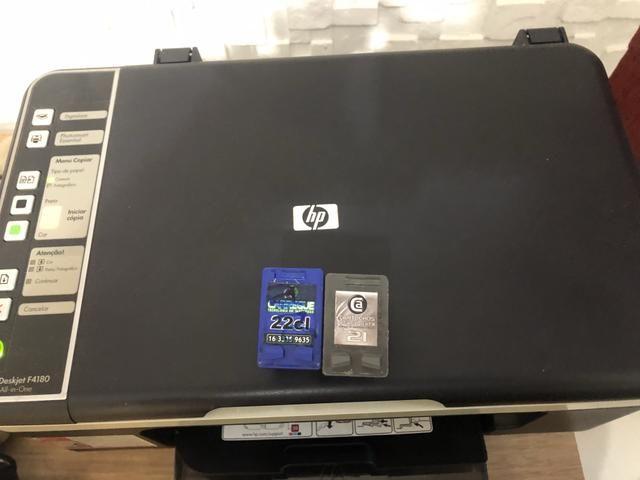 Impressora Multifuncional HP Deskjet F4180 - Foto 2