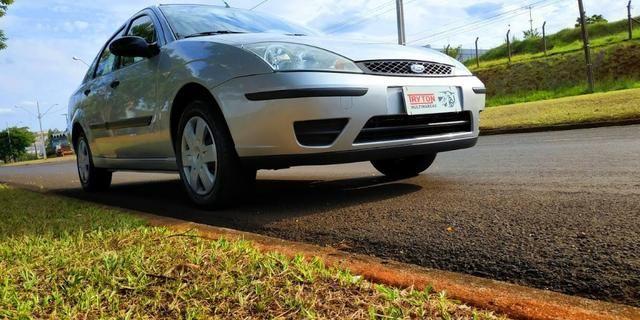 Focus Sedan 1.6 8v (Completo!!!) o mais Novo de Londrina, placa (A). Impecavel!!! - Foto 12
