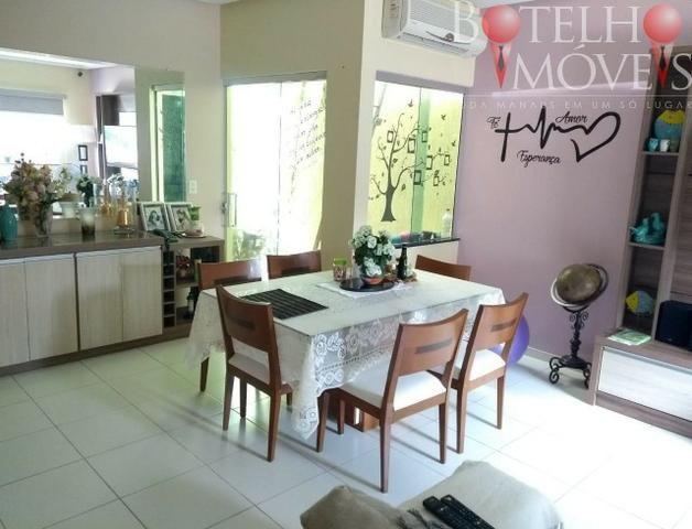 Vendo casa Residencial Tapajós Torquato 3 suítes fino acabamento financia - Foto 13