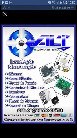 ALT segurança eletrônica