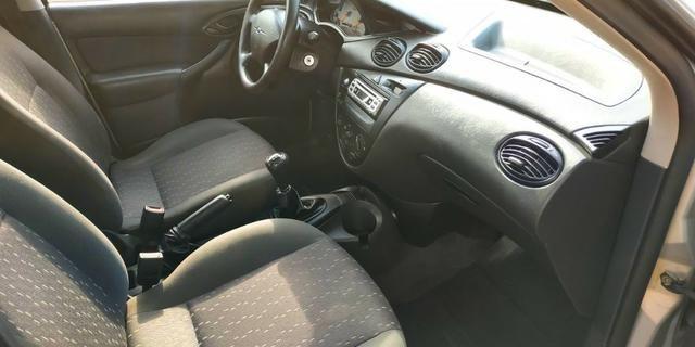 Focus Sedan 1.6 8v (Completo!!!) o mais Novo de Londrina, placa (A). Impecavel!!! - Foto 2