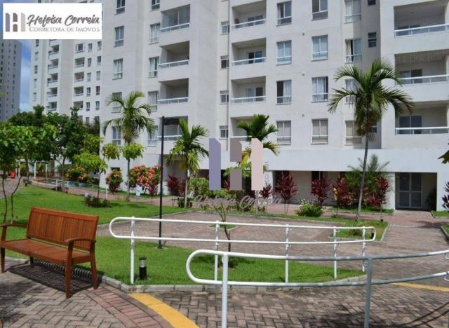 Apartamento com 3 dormitórios para alugar, 72 m² por r$ 2.000/mês - neópolis - natal/rn - Foto 19