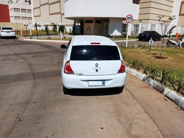 Clio Hatch 2014 4 portas 1.0 flex economico uber e 99 - Foto 11