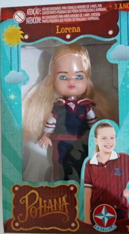 Boneca Estrela Lorena-nova na caixa 19 cm - Foto 2
