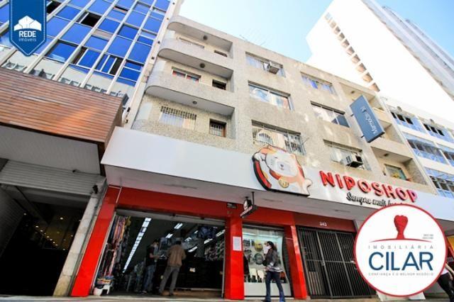 Escritório para alugar com 3 dormitórios em Centro, Curitiba cod:07363.001