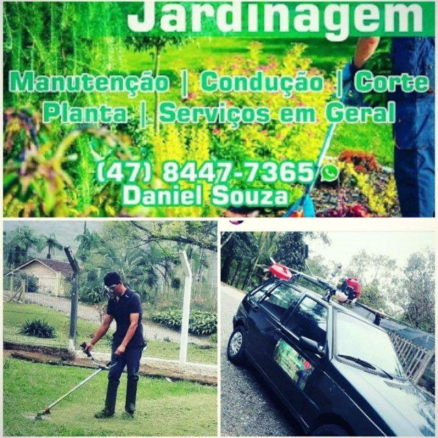 Daniel jardineiro