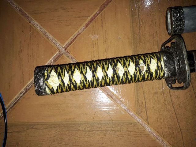 Espada Katana com fio - Foto 4