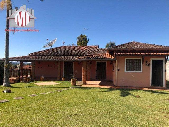 Chácara maravilhosa com 02 casas e 03 quartos cada, à venda, 2000 m² em Pinhalzinho/SP