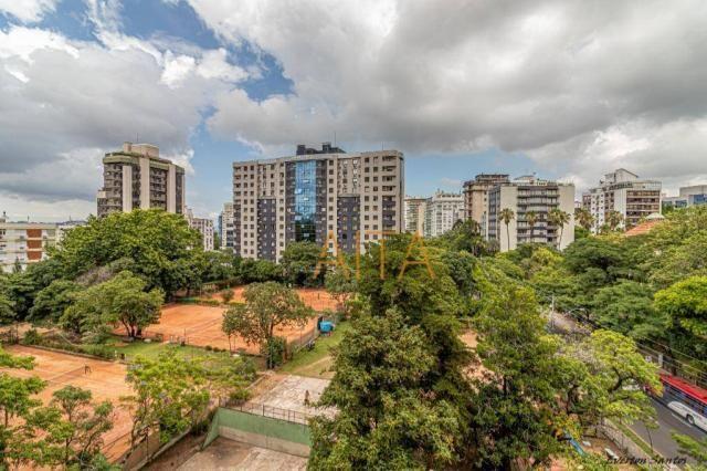 Apartamento com 2 dormitórios para alugar, 80 m² por R$ 4.500,00/mês - Moinhos de Vento -  - Foto 6