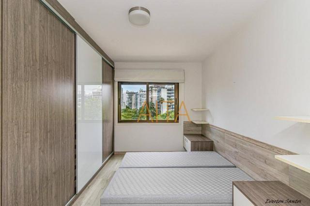 Apartamento com 2 dormitórios para alugar, 80 m² por R$ 4.500,00/mês - Moinhos de Vento -  - Foto 16