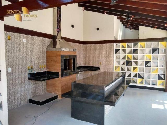 Apartamento com 3 dormitórios à venda, 85 m² por R$ 330.000,00 - Jardim Aclimação - Cuiabá - Foto 8