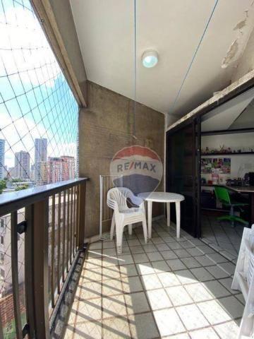 Apartamento com 5 quartos 4 Suítes, 390 m² por R$ 1.300.000 - Batista Campos - Belém/PA - Foto 18