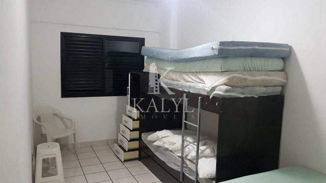 Apartamento para alugar com 1 dormitórios em Aviação, Praia grande cod:1449 - Foto 9