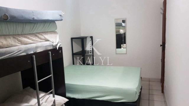 Apartamento para alugar com 1 dormitórios em Aviação, Praia grande cod:1449 - Foto 10