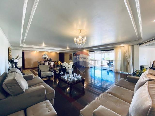 Apartamento com 5 quartos 4 Suítes, 390 m² por R$ 1.300.000 - Batista Campos - Belém/PA