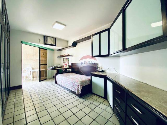 Apartamento com 5 quartos 4 Suítes, 390 m² por R$ 1.300.000 - Batista Campos - Belém/PA - Foto 16