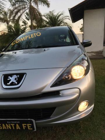 Peugeot 207 5P QUICK SILVER 1.6 COMPLETO - Foto 4