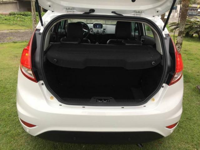 Ford New Fiesta Hatch 1.6 TITANIUM AUT IMPECÁVEL - Foto 12