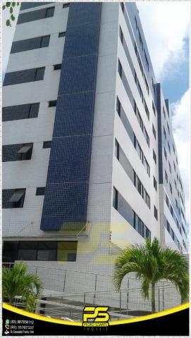Oportunidade, apartamento, 02 quartos, suíte, piscina, 55,86m², por apenas R$ 179.000,00,