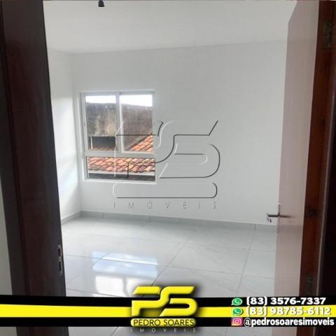 Apartamento com 2 dormitórios à venda, 60 m² por R$ 185.000 - Expedicionários - João Pesso - Foto 7