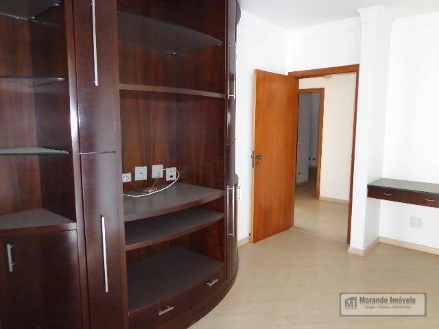 Apartamento com 4 dormitórios para alugar, 176 m² por R$ 3.100,00/mês - Vila Suzana - São  - Foto 15