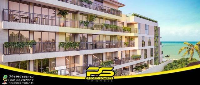 Oportunidade, apartamento, 02 suítes, piscina, 53,77m², por apenas R$ 389.563,65, em Bessa - Foto 2