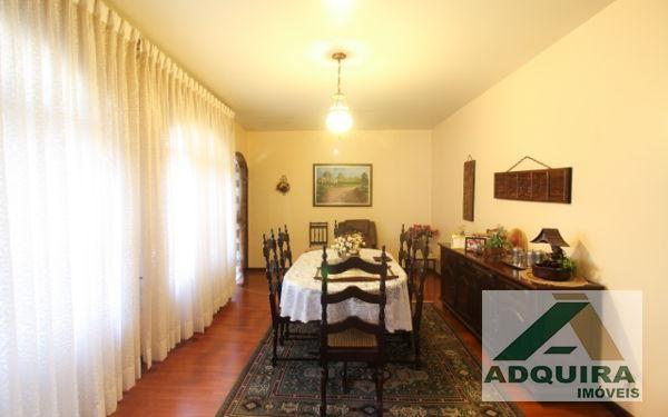 Casa com 4 quartos - Bairro Orfãs em Ponta Grossa - Foto 2