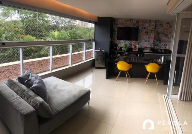 Apartamento à venda com 4 dormitórios em Setor marista, Goiânia cod:O5123 - Foto 6