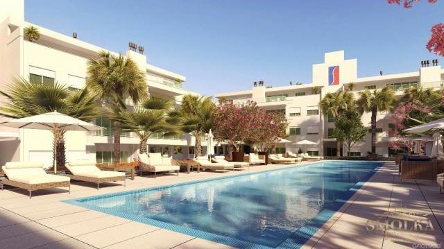 Apartamento à venda com 2 dormitórios em Jurerê, Florianópolis cod:6707 - Foto 3