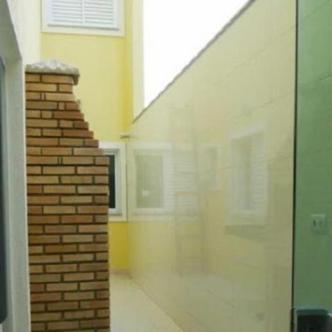 Apartamento à venda com 3 dormitórios em Vila curuçá, Santo andré cod:100454 - Foto 2