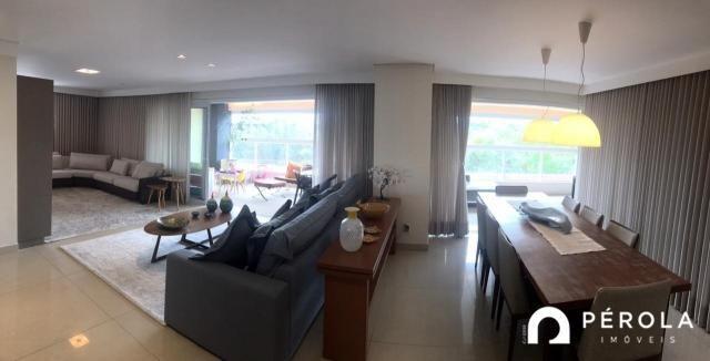 Apartamento à venda com 4 dormitórios em Setor marista, Goiânia cod:O5123 - Foto 8
